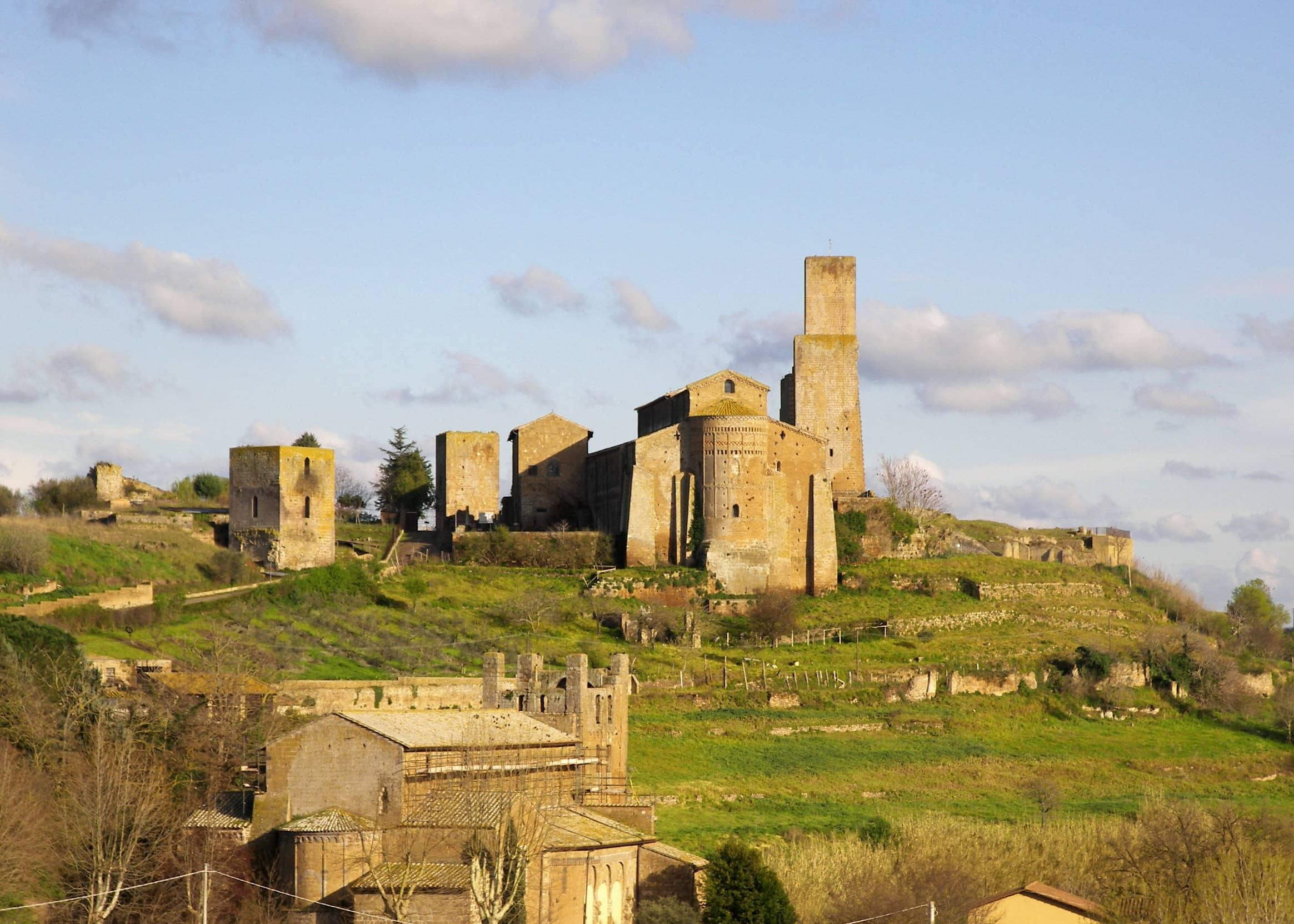 Medieval Tuscania