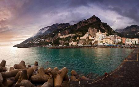 Tours Starting From Amalfi Coast