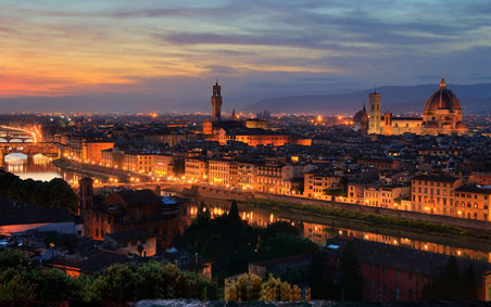Tours Starting From Florence