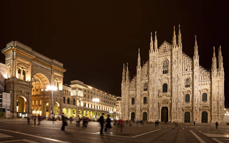 Tours Starting From Milano